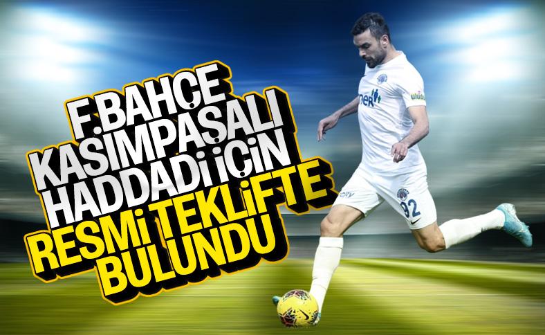 Fenerbahçe, Oussama Haddadi'yi istedi