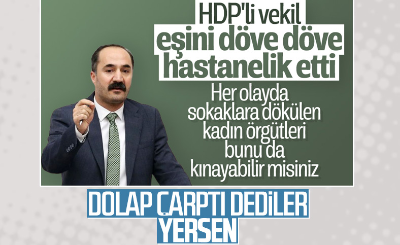 HDP'li Işık'ın eşi şikayetini geri çekti