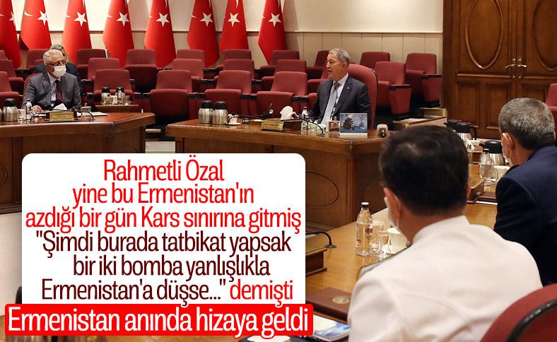TSK, Azerbaycan için elinden geleni yapacak
