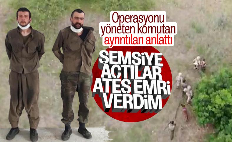 Erzurum'daki teröristlerin yakalanma hikayesi