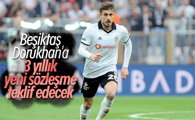 Beşiktaş, Dorukhan ile görüşecek