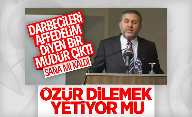 TTK Başkanı Ahmet Yaramış, açıklamaları için özür diledi
