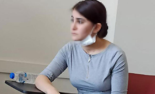 Dalya Mahmut Müslüm, teslim oldu #1