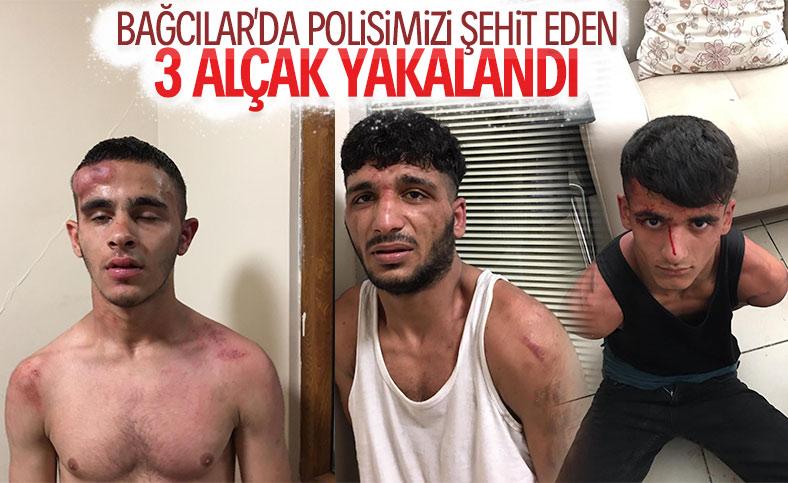 İstanbul'da polisi şehit eden saldırganlar yakalandı