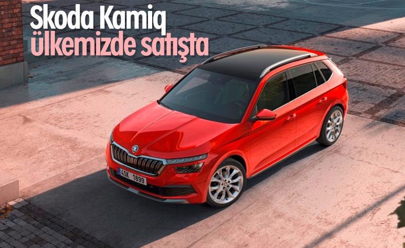 2020 Skoda Kamiq Türkiye'de satışa çıktı