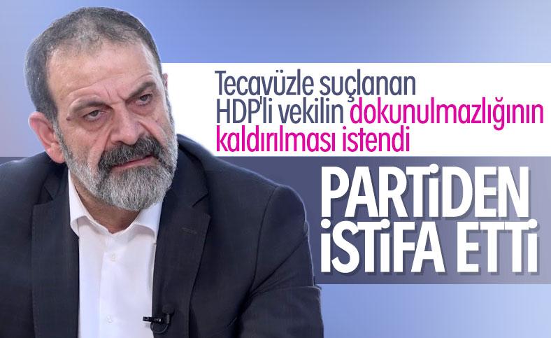 HDP Mardin Milletvekili Tuma Çelik istifa etti