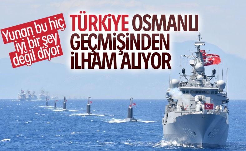 Yunan, Türkiye'nin Akdeniz'deki üstünlüğünü kabul etti