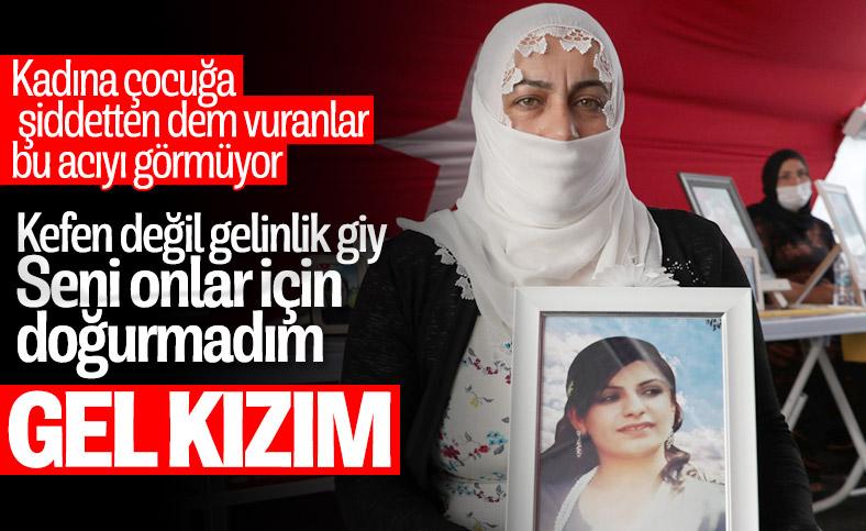 Diyarbakır annesi: Seni onlar için doğurmadım
