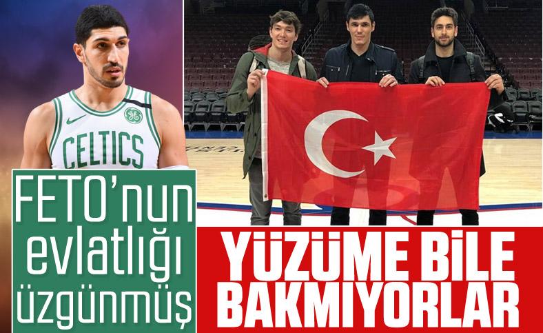 Enes Kanter: Türk oyuncular yüzüme bakmıyor