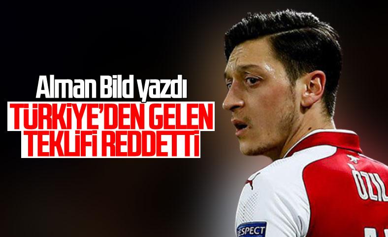 Bild: Mesut, Fenerbahçe'yi reddetti