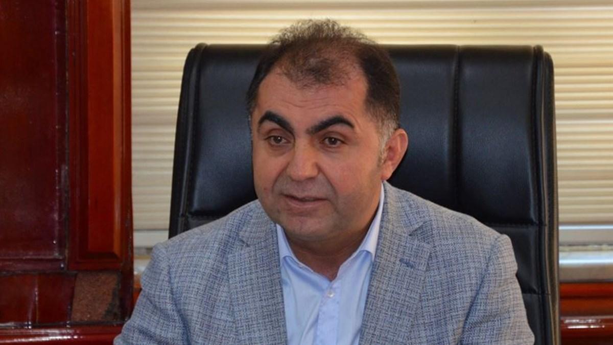 HDP'li Batman Belediye Başkanı Demir'e terör gözaltısı #1