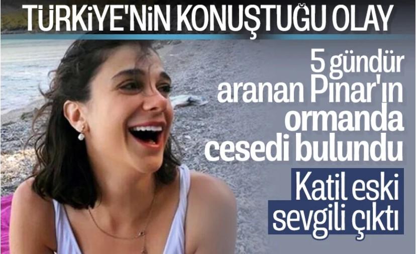 Pınar Gültekin'in katili tutuklandı #1