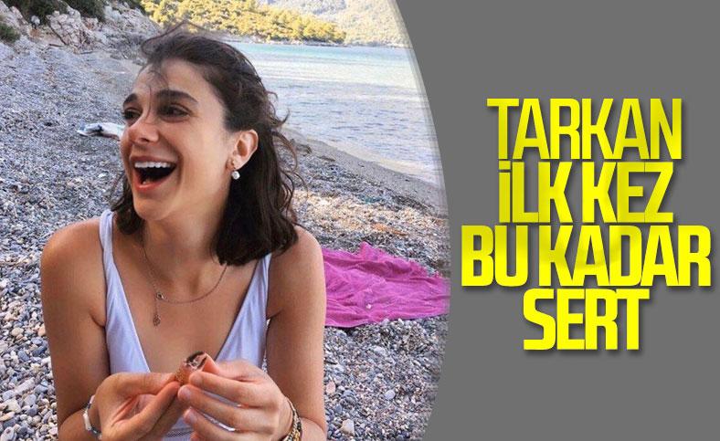 Tarkan'dan Pınar Gültekin cinayetine sert tepki