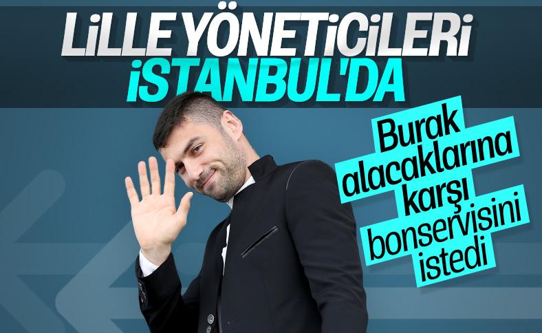 Burak Yılmaz, Beşiktaş'tan ayrılıyor