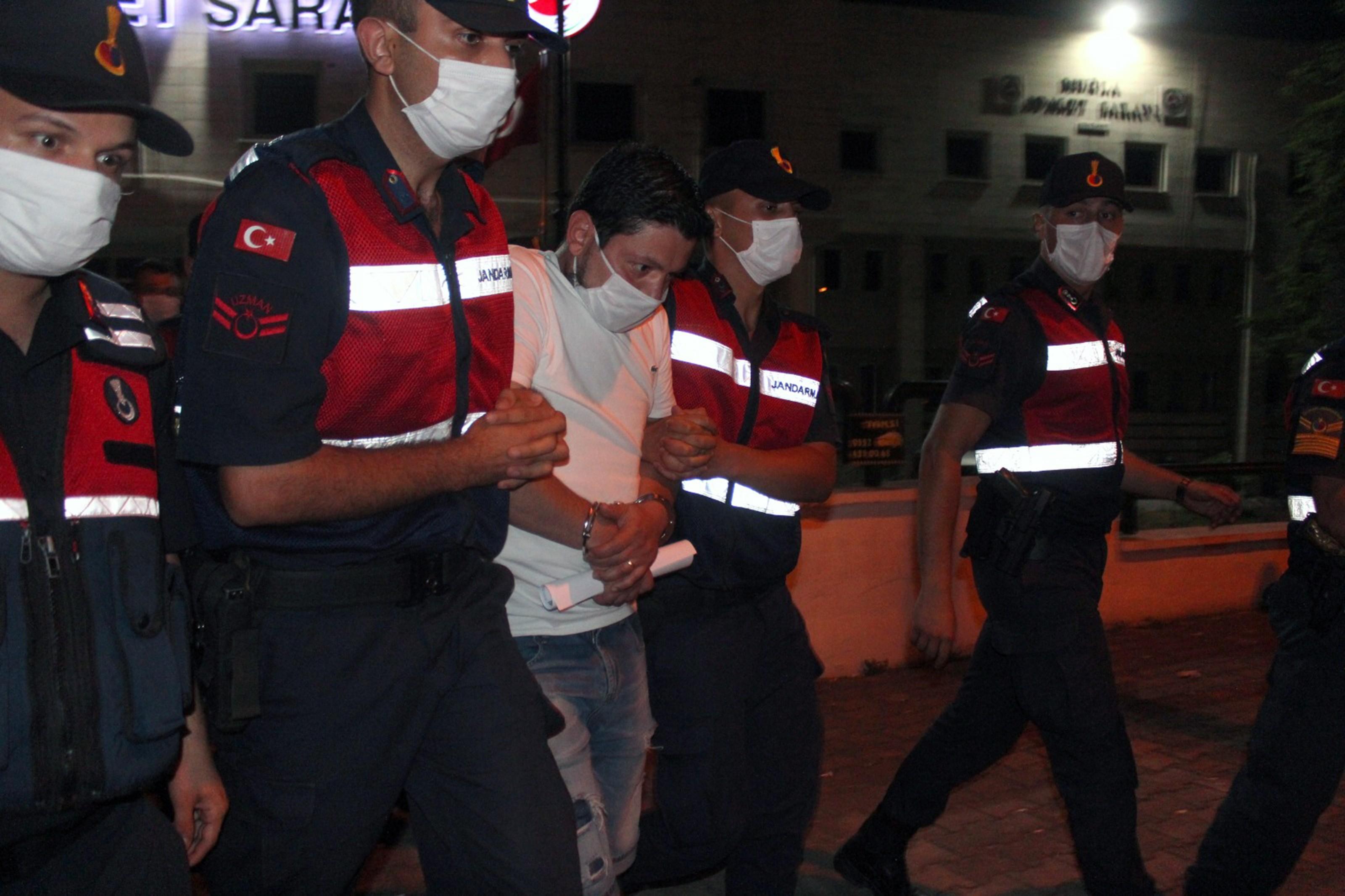 Pınar Gültekin'in katili tutuklandı #2