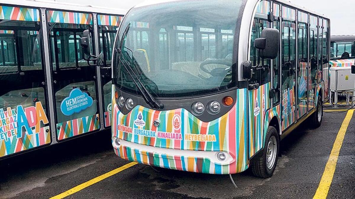 Adalar'daki elektrikli araçların ücret tarifeleri #1