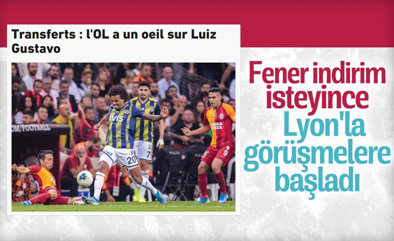 L'Equipe: Luiz Gustavo'ya Lyon talip oldu
