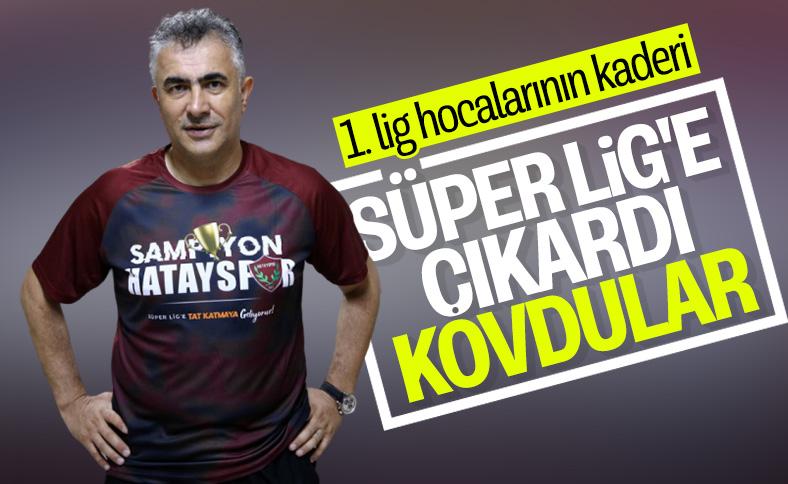 Hatayspor, Mehmet Altıparmak ile yollarını ayırdı