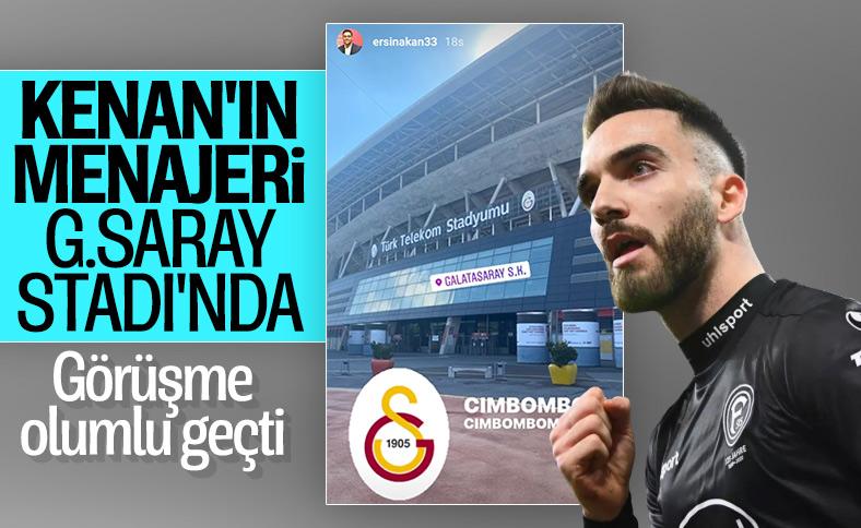 Kenan Karaman, Galatasaray'a doğru