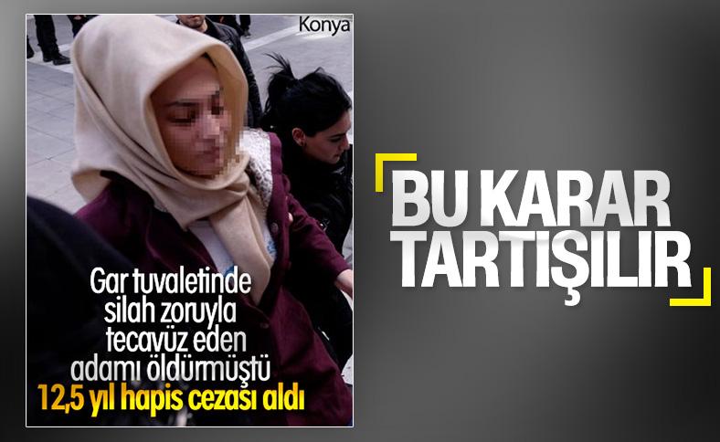 Konya'da gar tuvaleti cinayetinde ceza belli oldu