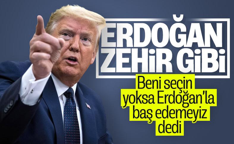 ABD Başkanı Trump'ın, Erdoğan yorumu