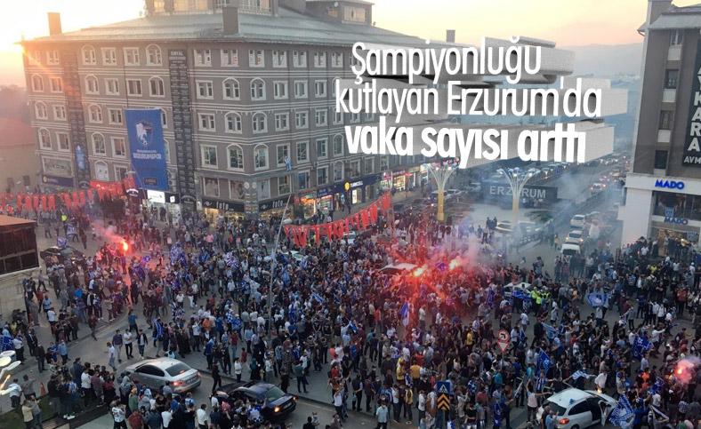 Erzurum'daki vaka artışının sebebi