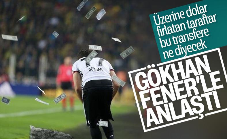 Gökhan Gönül'ün yeni durağı Fenerbahçe