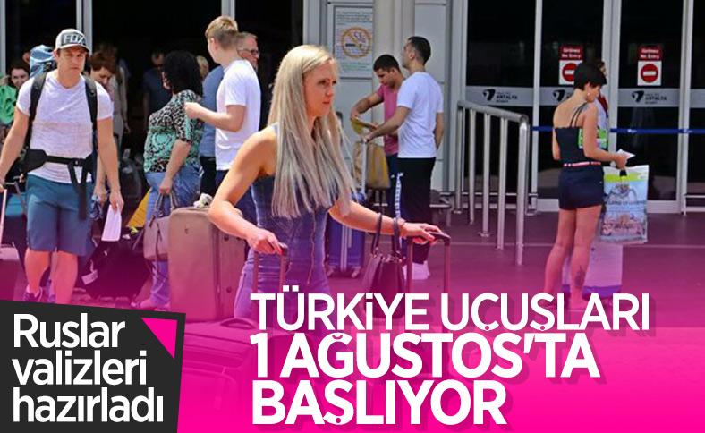 Rus tur şirketleri, Türkiye için tatil satışına başladı