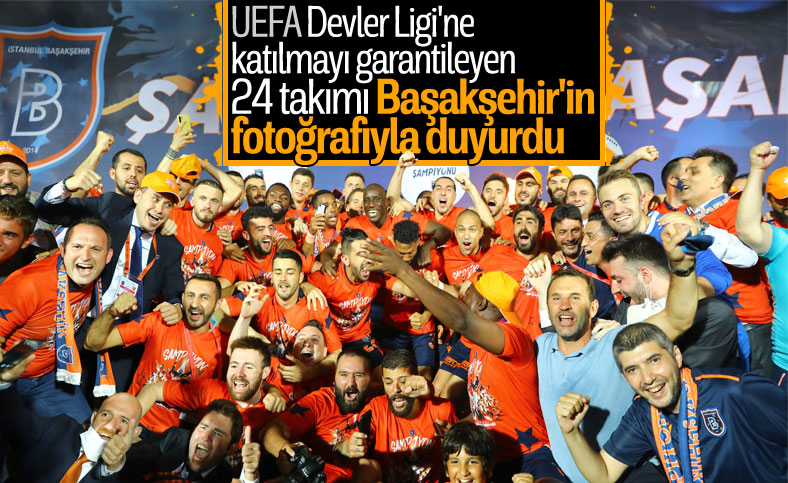 Şampiyonlar Ligi'ne katılacak 32 takımın 24'ü belli oldu