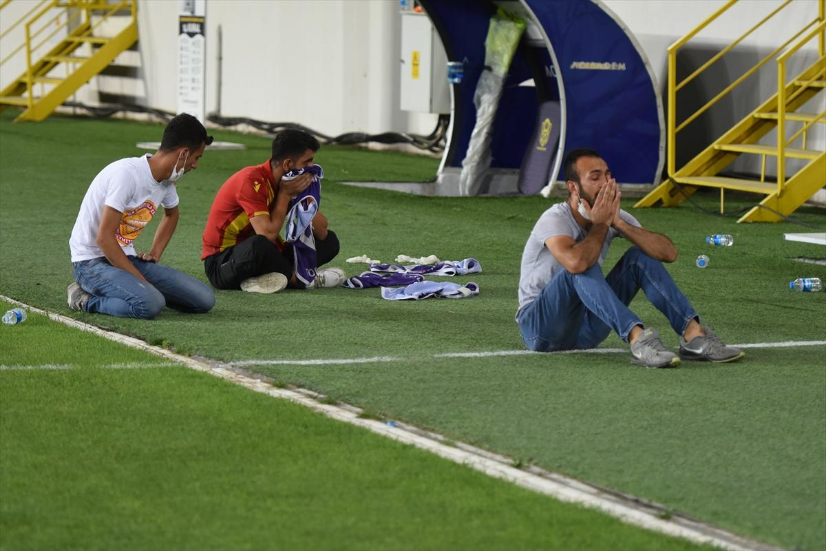 Kayserispor ve Malatyaspor, Süper Lig'e veda etti #5