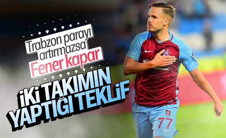 Novak'ın Trabzonspor ve Fenerbahçe ikilemi