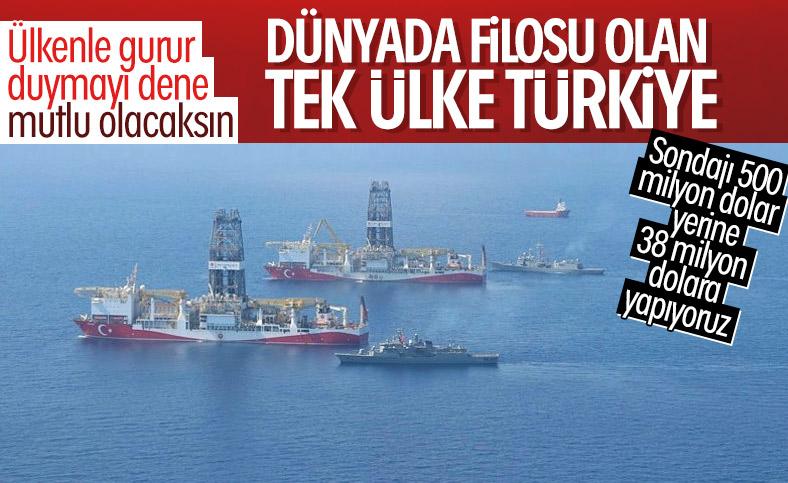 Cihat Yaycı: Türkiye'nin filosu hiçbir ülkede yok