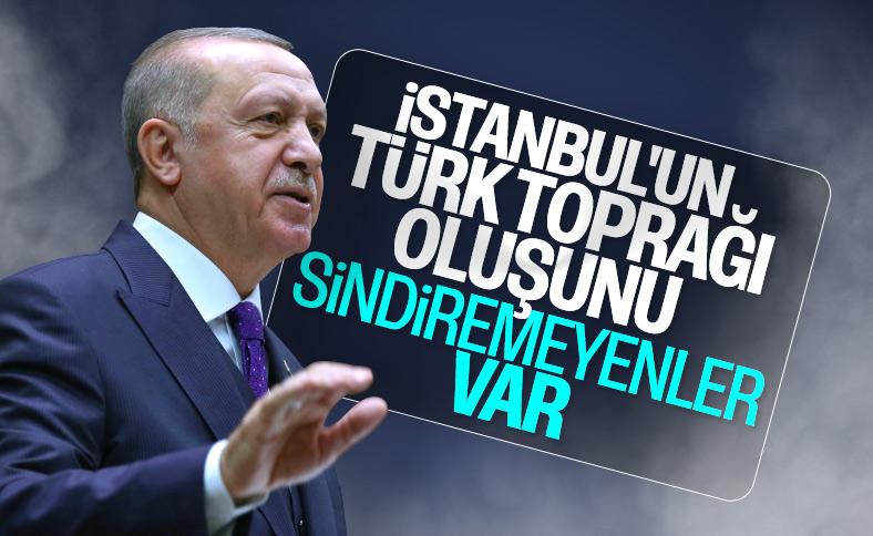Erdoğan, MİT'in yeni binasının açılışında konuştu