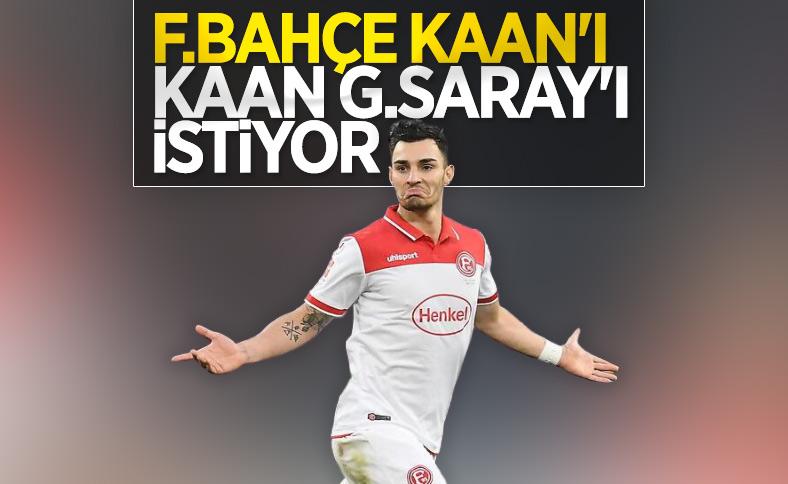 Kaan Ayhan, Galatasaray'a gitmek istiyor