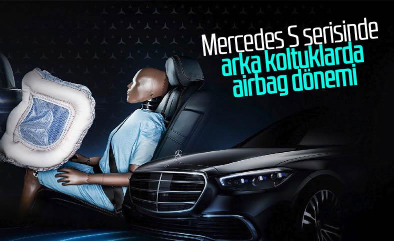 Mercedes, S serisinde yeni bir donanım sunacak