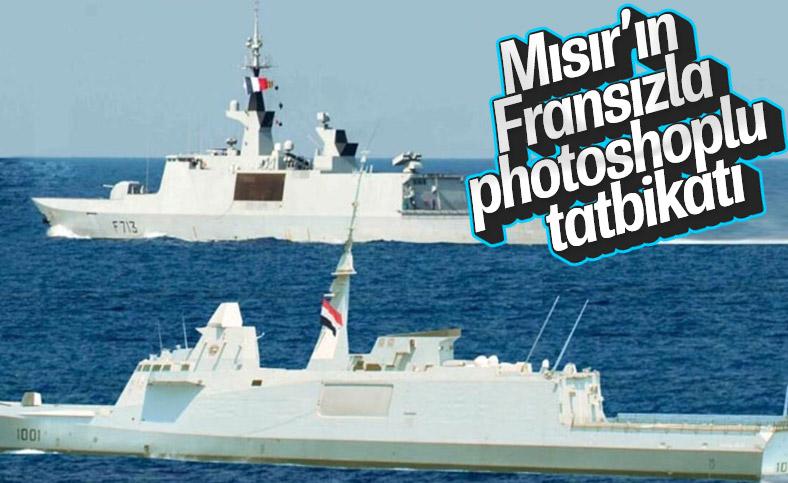 Mısır Ordusu'ndan sahte fotoğraflı tatbikat duyurusu