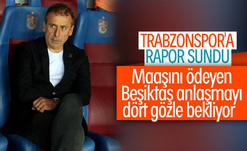 Abdullah Avcı, Trabzonspor ile temasta