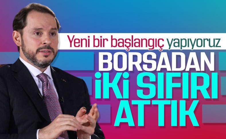 Borsa İstanbul'da endekslerden iki sıfır atıldı