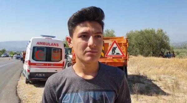 Mersin'de asker taşıyan otobüs devrildi: 4 şehit #3