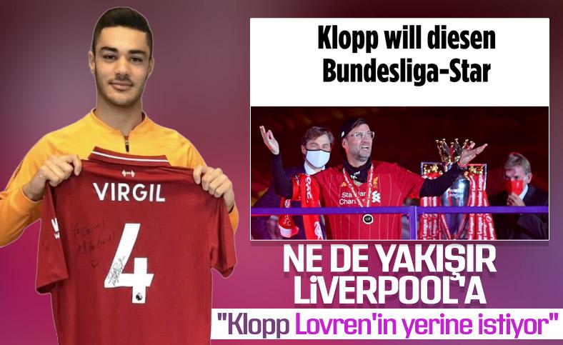 Bild: Liverpool, Ozan Kabak'ı istiyor