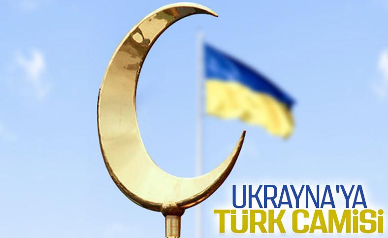 Türkiye, Ukrayna'nın başkenti Kiev'e cami inşa ediyor