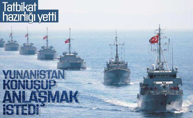 Yunanistan'dan Türkiye'ye diyalog çağrısı