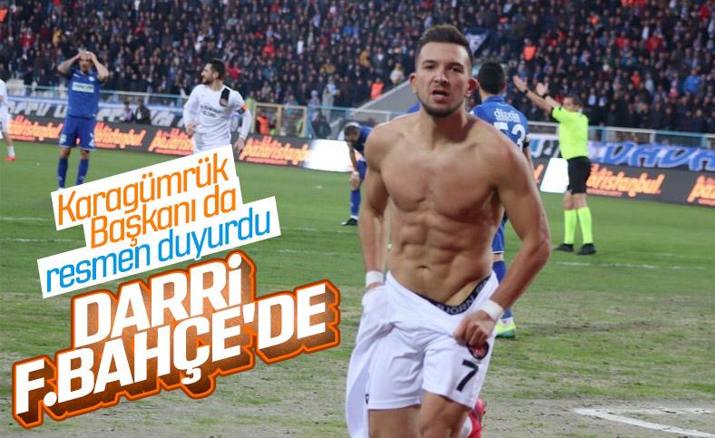 Fenerbahçe, Brahim Darri ile anlaştı