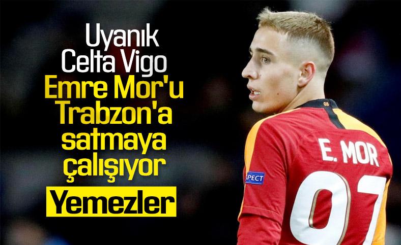 Celta Vigo, Emre Mor'u satmaya çalışıyor