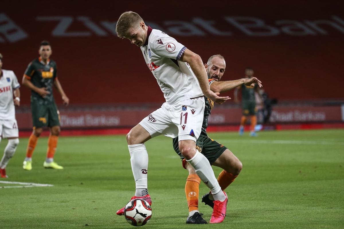 Türkiye Kupası Trabzonspor'un oldu #1