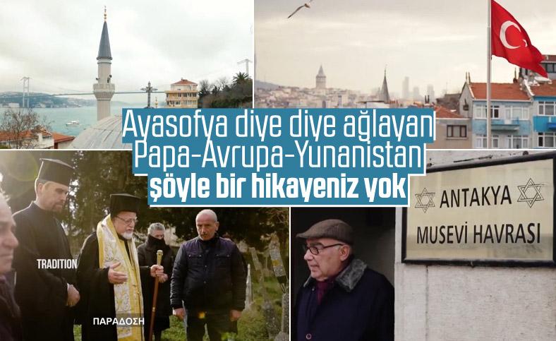 Türkiye'den Yunanistan'a azınlıklarla ilgili mesaj