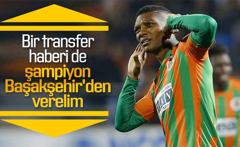 Başakşehir'in ilk transferi Junior Fernandes olacak