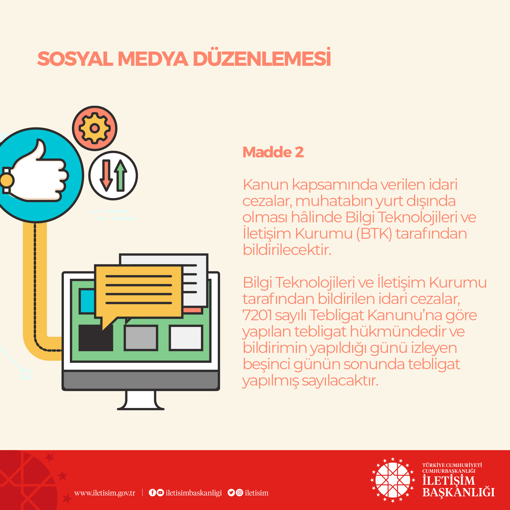İletişim Başkanlığı, sosyal medya düzenlemesini anlattı #2