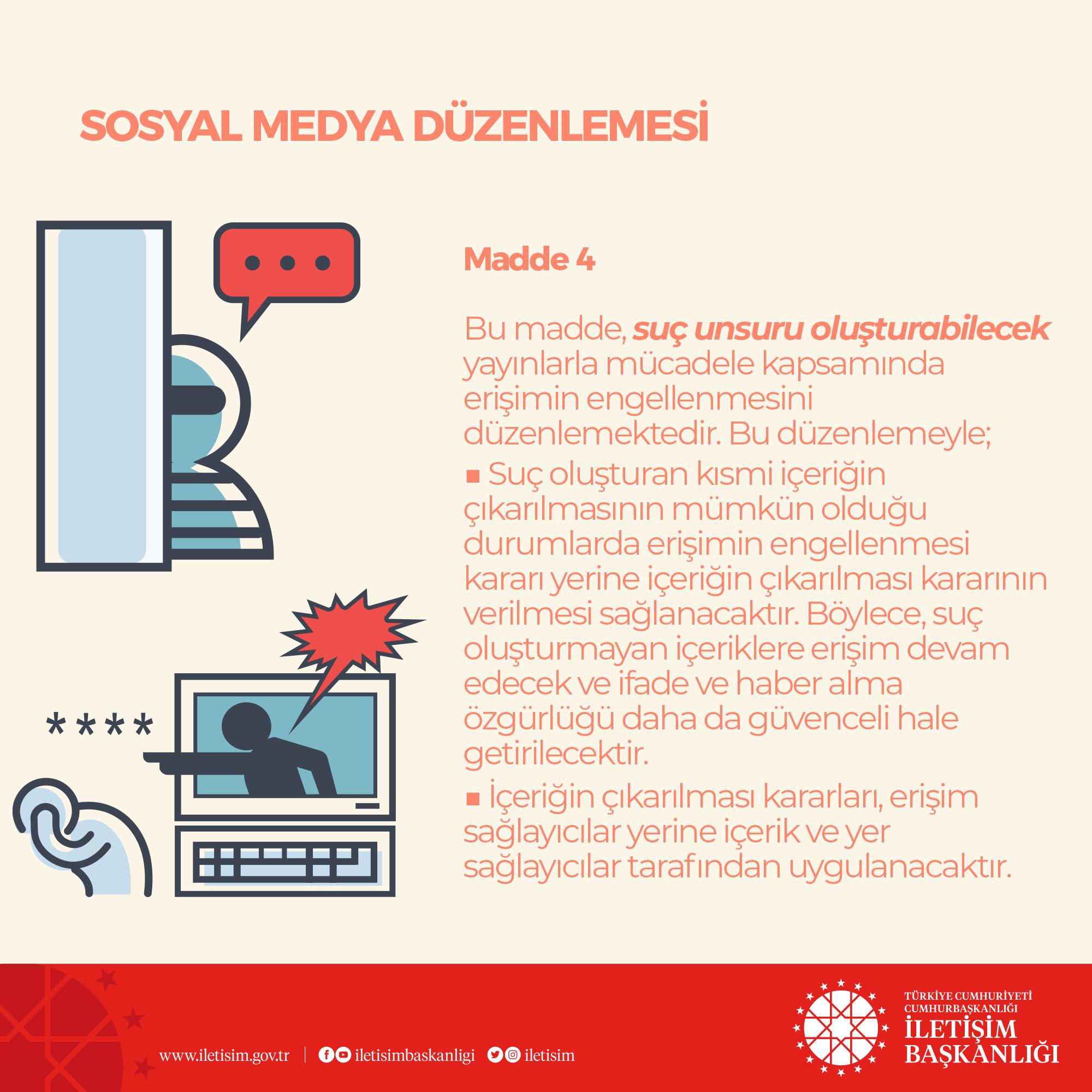 İletişim Başkanlığı, sosyal medya düzenlemesini anlattı #4