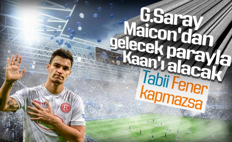 Galatasaray ve Fenerbahçe Kaan Ayhan için yarışta
